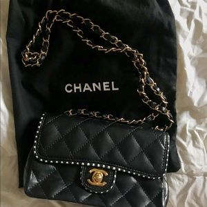 LIMITED EDITION MINI QUILTED CHANEL BAG